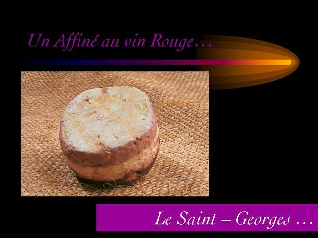 SAINT – GEORGES