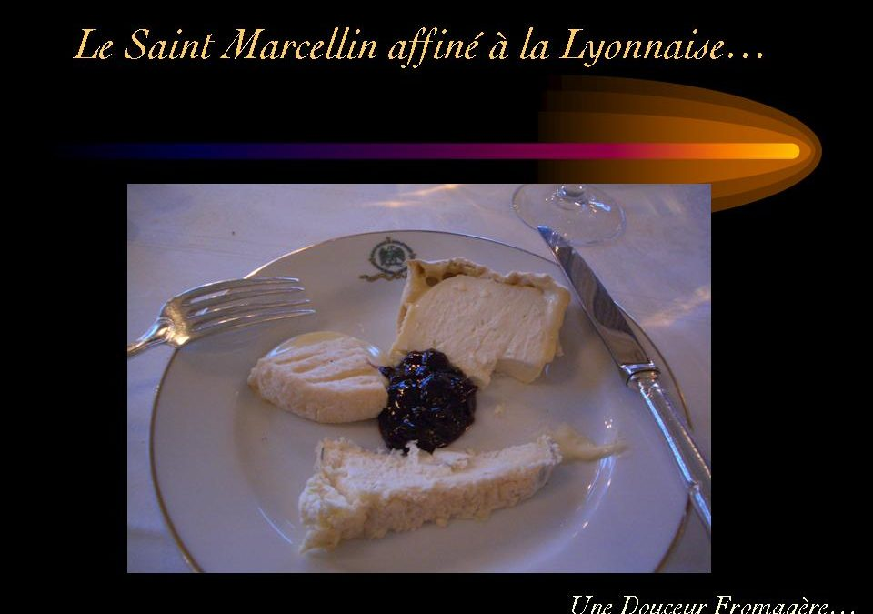 SAINT MARCELLIN AFFINE CRU